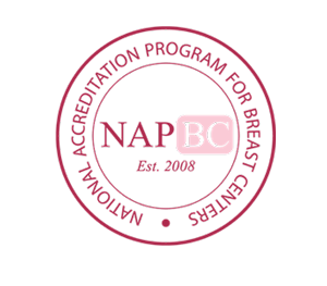 National Accreditation Program for Breast Centers (NAPBC) award