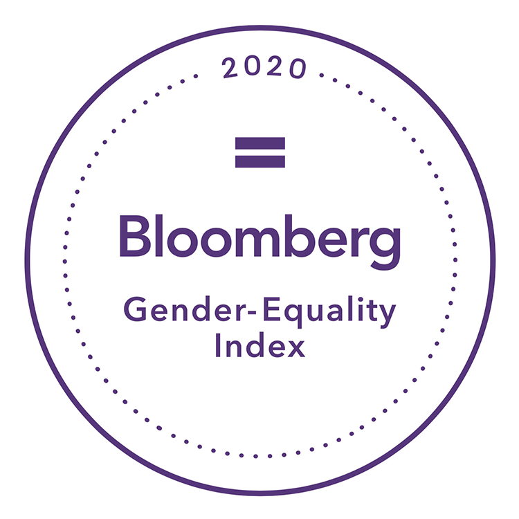 Bloomberg Gender Equality Award