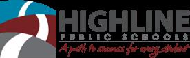 Highline Public Schools footer logo