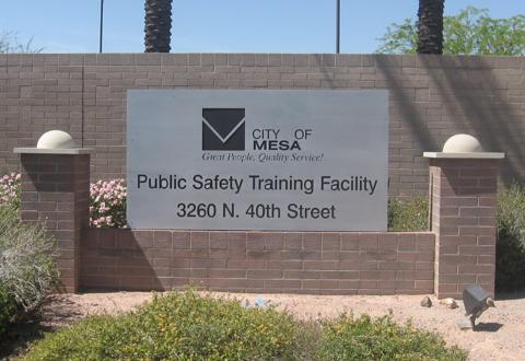 mesa police department careers
