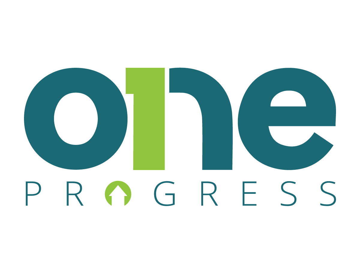 One progress logo