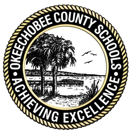 Okeechobee County School District Logo